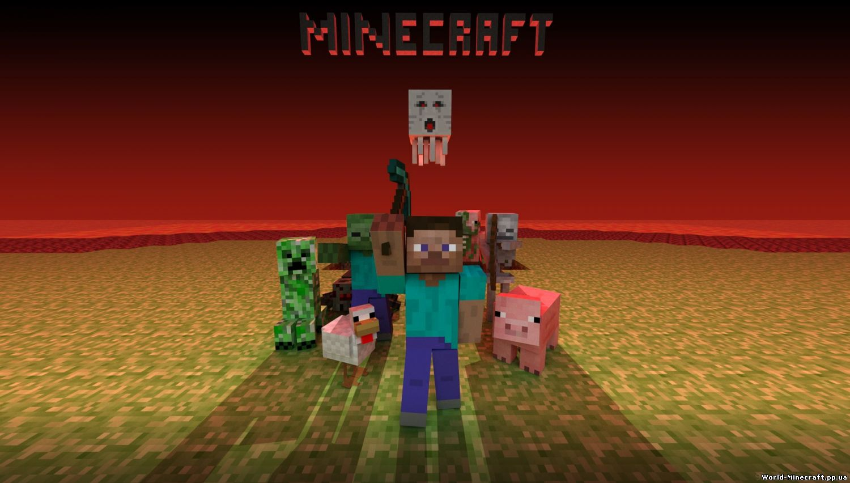 Майнкрафт – любимая игра пользователей